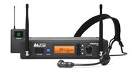 Alto Radius 100H Wireless Microphone