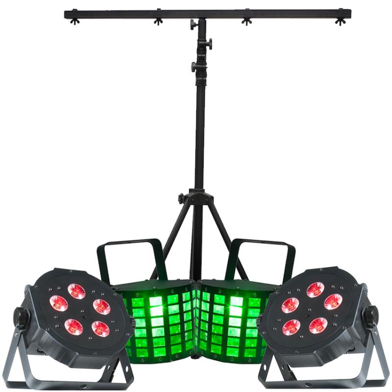 American DJ Band Lighting Bundle 3