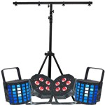 American DJ Lighting Bundle 2