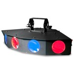 American DJ Monster Quad LED Light Effects