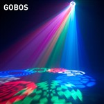American DJ Stinger Gobo lighting