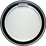Aquarian Super Kick II Two Ply Clear Bass Drum Head (16in)