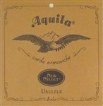 Aquila 13U New Nylgut Regular C Tuning Tenor Ukulele Strings (Wound C)