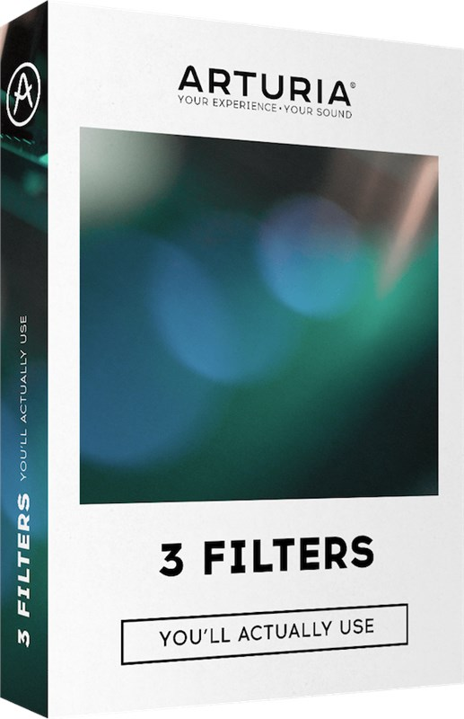 Arturia 3 Filters You'll Actually Use Main