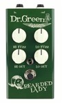 Ashdown Dr. Green Bearded Lady Bass Fuzz Pedal