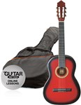 Ashton SPCG34 Starter Pack Trans Red Burst Main