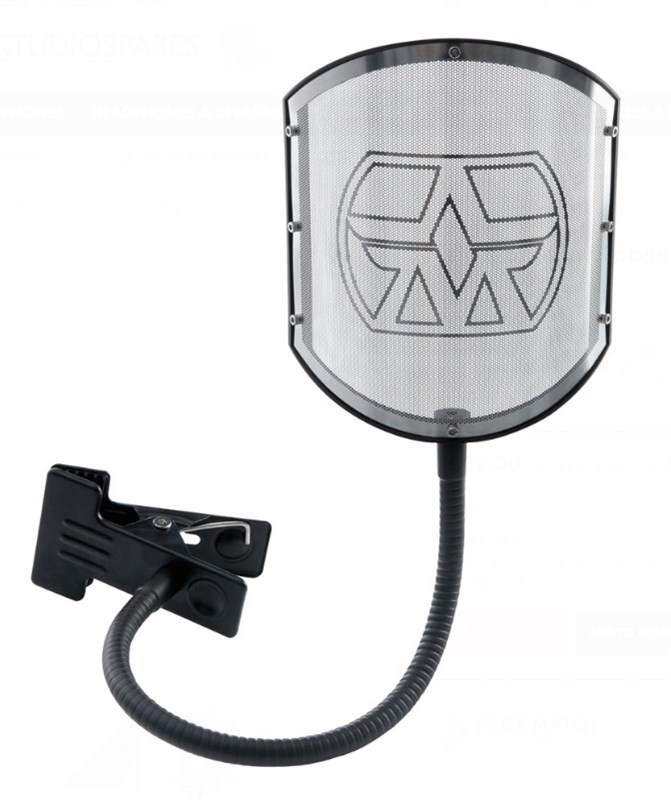 Aston Shield GN Premium Pop Filter