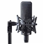 Audio-Technica AT-4050SM with shockmount