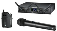 Audio-Technica ATW-1312 Dual Channel BP/HH System