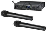 Audio-Technica ATW-1322 Dual Channel Handheld System