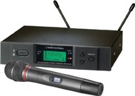Audio-Technica ATW-3141BU Wireless Mic and Receiver