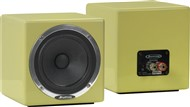 Avantone MixCube Passive Studio Monitors, Cream, Pair