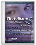 Avid PhotoScore & NotateMe Ultimate 8