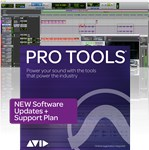 Avid Pro Tools New Support Plan