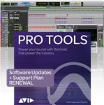Avid Pro Tools Support Plan Renewal