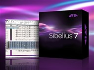 Avid Sibelius 7 Upgrade Plus PhotoScore Ultimate, Ex-Display