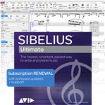 Avid Sibelius Ultimate 1 Year Subscription