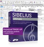 Avid Sibelius Ultimate Cross-Grade