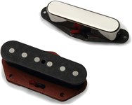 Bare Knuckle Boot Camp Tele Set Nickel