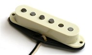 Bare Knuckle Pickups '63 Veneer Board Set For Strat (6 String, Parchment, Reverse Wound Reverse Polarity)