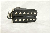 Bare Knuckle Pickups Holydiver (6 String, Open Black, Bridge)