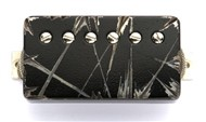 Bare Knuckle Pickups Painkiller Set (6 String, Black Battleworn Covers)