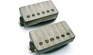 Bare Knuckle Pickups PG Blues Set (6 String, Nickel)