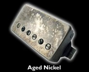 Bare Knuckle Pickups The Mule Set (6 String, Aged Nickel)