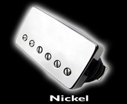 Bare Knuckle Pickups The Mule Set (6 String, Nickel)