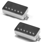 Bare Knuckle Pickups Stormy Monday Set (6 String, Nickel)