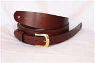 Bear Straps Classic #8 (Brown, Nickel)