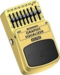 Behringer Graphic Equalizer EQ700