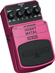 Behringer HM300 Heavy Metal Distortion Pedal
