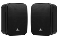 Behringer 1C-BK Active Desktop Speakers, Black, Pair