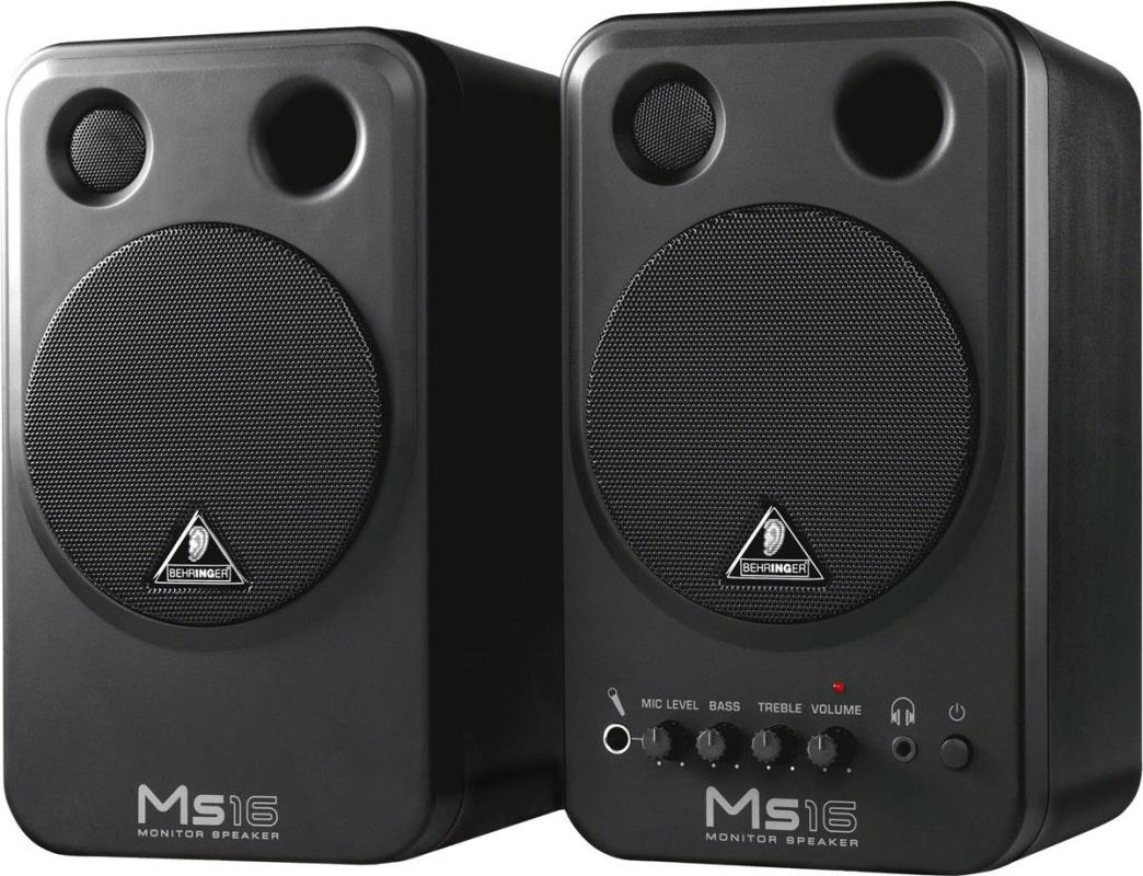 Behringer MS16 Main
