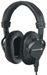 Beyerdynamic DT 250 Studio Monitor Headphones, 80 Ohm