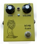 Bigfoot Engineering King Fuzz Pedal