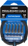 Boss BCK-6 Pedalboard Cable Kit