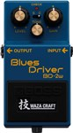 Boss Waza Craft BD-2W Blues Driver Top