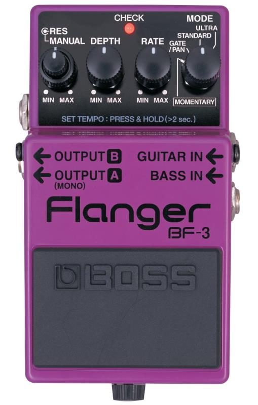 Boss BF-3 Flanger Main