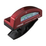 Boss TU-10 Clip-on Chromatic Tuner, Red