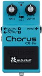 Boss Waza Craft CE-2W Chorus Pedal Top