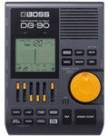 Boss DB90 Metronome with Drum Sounds