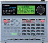 Boss DR 880 Drum Machine With Guitar FX