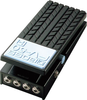 Boss FV-50H High Impedance Volume Pedal Angle