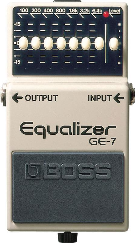 Boss GE-7 Main