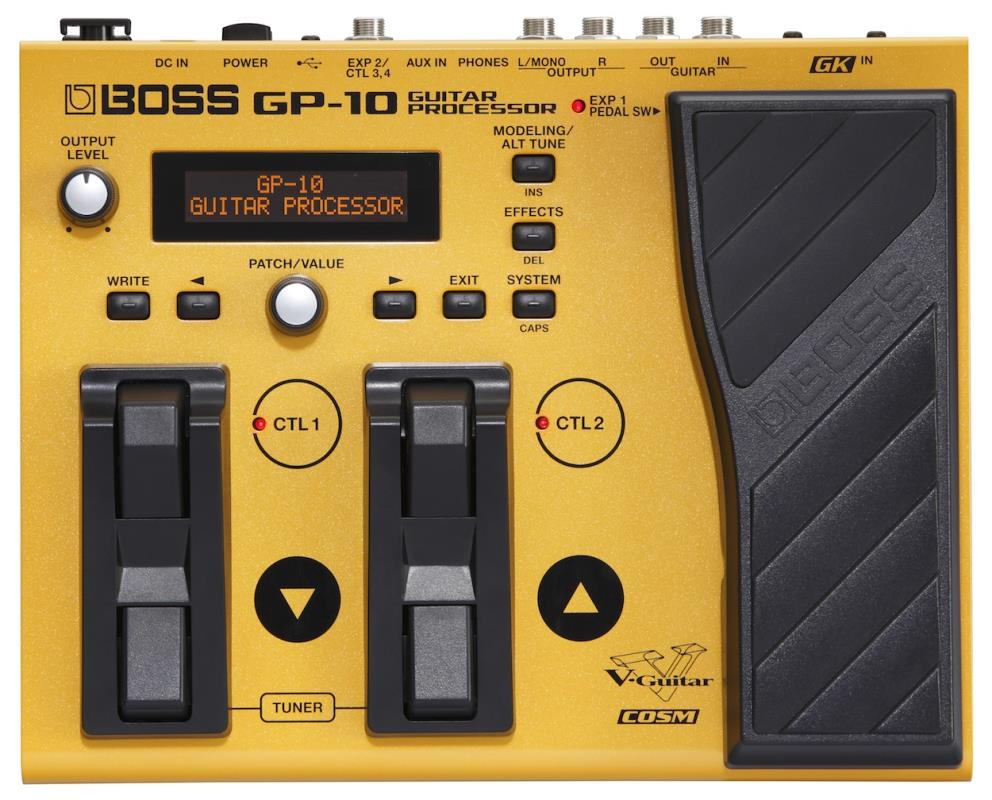 Boss GP-10S Main