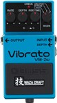 Boss Waza Craft VB-2w Vibrato Pedal Top