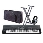 Korg Krome 88 with Bag, Stand and Headphones