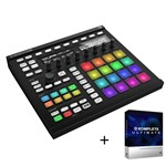 Native Instruments Maschine MK2 Black With Native Instruments Komplete 10 Ultimate